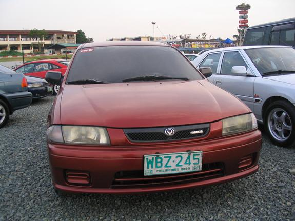 Another axishift 1998 Mazda Protege post... - 1338274