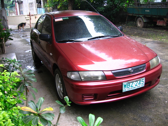 Another axishift 1998 Mazda Protege post... - 1338282