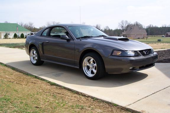 Another DrkShadowGrey 2003 Ford Mustang post... - 1336184