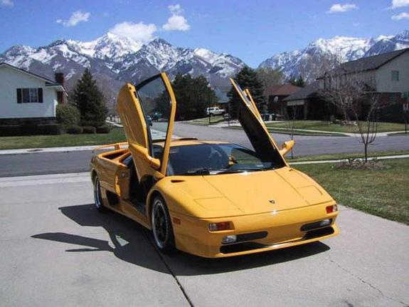 Another therealthing 1998 Lamborghini Diablo post... - 1339708
