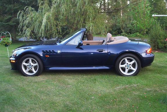Mrscott 1997 Bmw Z3 Specs Photos Modification Info At