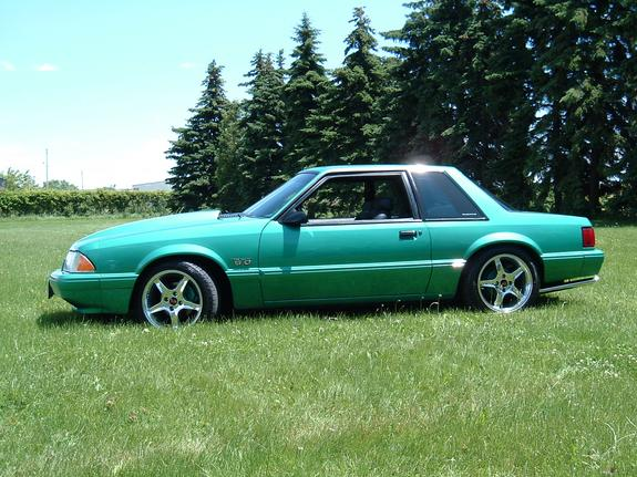 Another BOTTLFED 1992 Ford Mustang post... - 1349560