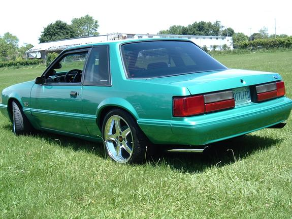 Another BOTTLFED 1992 Ford Mustang post... - 1349562