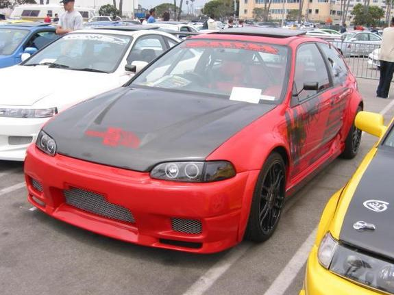 tkzz2 1995 Honda Civic Specs, Photos, Modification Info at CarDomain