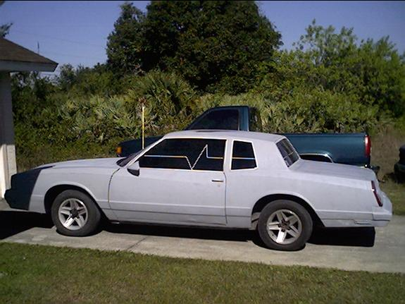 Another puddles71 1987 Chevrolet Monte Carlo post... - 1355189
