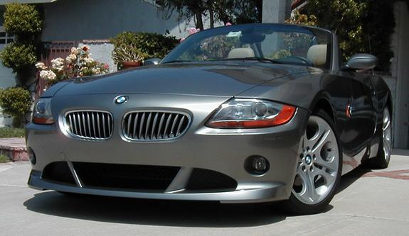 Djverman 2003 Bmw Z4 Specs Photos Modification Info At Cardomain