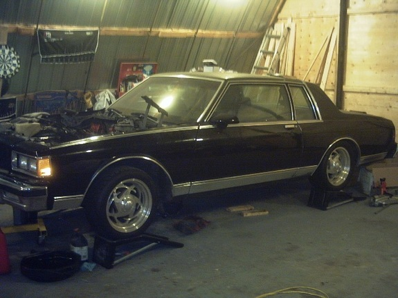 Another 383sowhat 1986 Chevrolet Caprice post... - 1357464