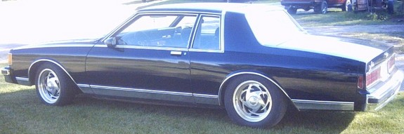 383sowhat 1986 Chevrolet Caprice