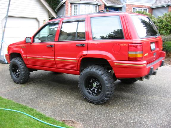 crazzydave 1993 Jeep Grand Cherokee Specs, Photos, Modification Info