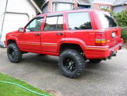 crazzydave 1993 Jeep Grand Cherokee