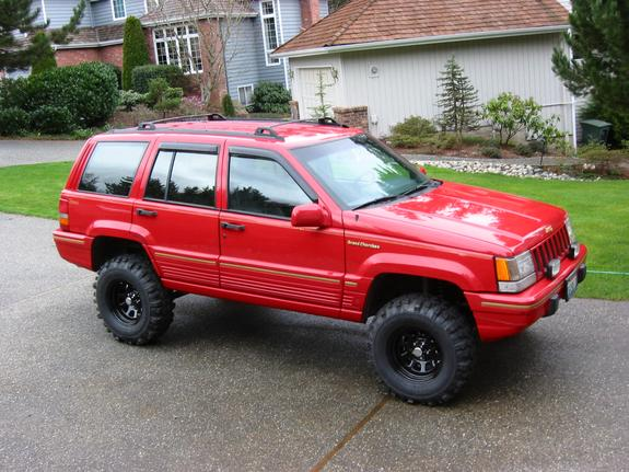 crazzydave 1993 jeep grand cherokee specs photos. Black Bedroom Furniture Sets. Home Design Ideas