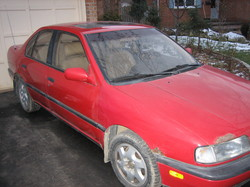 Nuwan_Ds 1992 Subaru Legacy