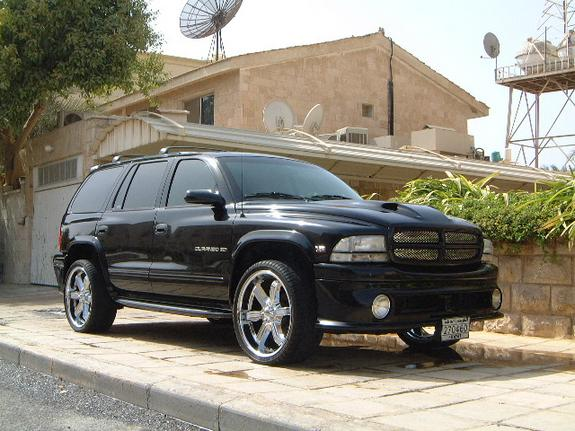 BlackD33 2000 Dodge Durango 1360599