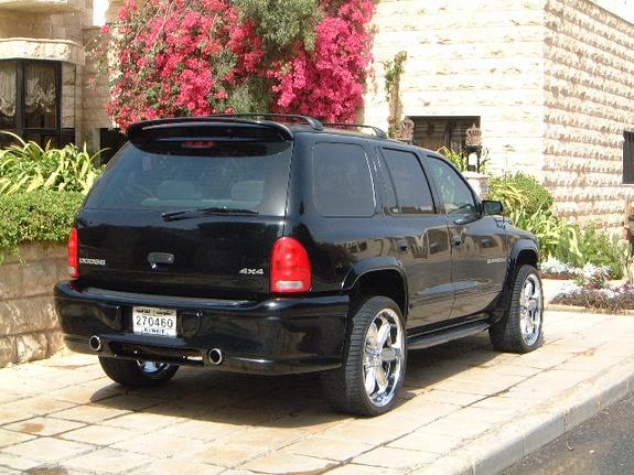 BlackD33 2000 Dodge Durango 1360602