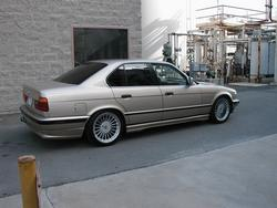 to_the_face 1992 BMW 5 Series