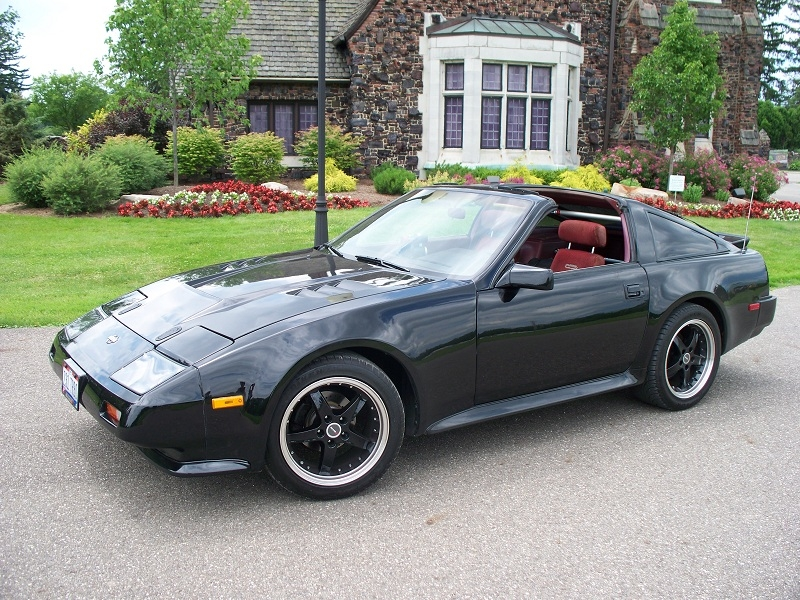 skoljack 1986 nissan 300zx specs photos modification. Black Bedroom Furniture Sets. Home Design Ideas