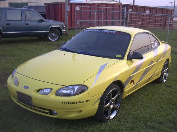 zx2freak 2000 Ford ZX2