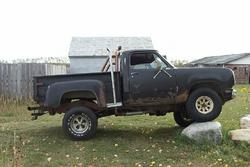 lilreddevil 1977 Dodge W-Series Pickup