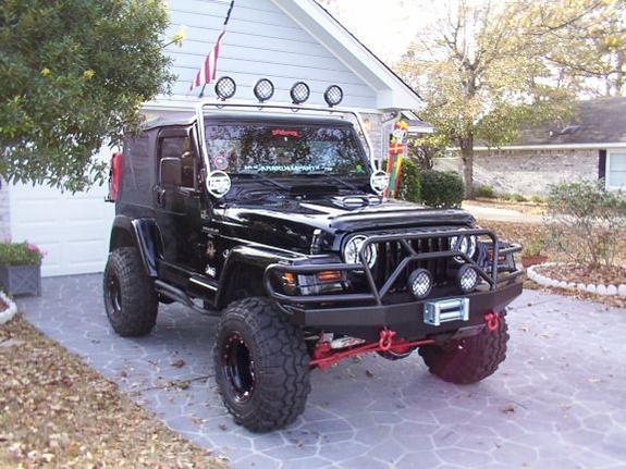 Another 97avngr 1999 Jeep Wrangler post... - 1367370
