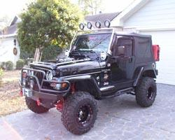Another 97avngr 1999 Jeep Wrangler post... - 1367373