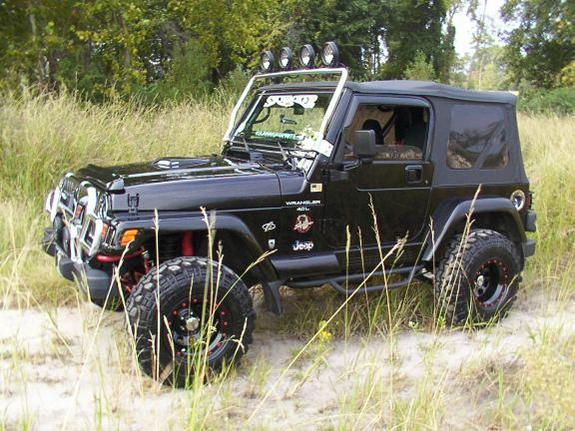 Another 97avngr 1999 Jeep Wrangler post... - 1367387