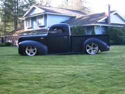 1low40s 1940 Ford F150 Regular Cab