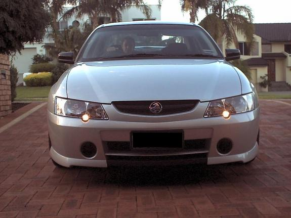 Another vyspac 2003 Holden Commodore post... - 1368268