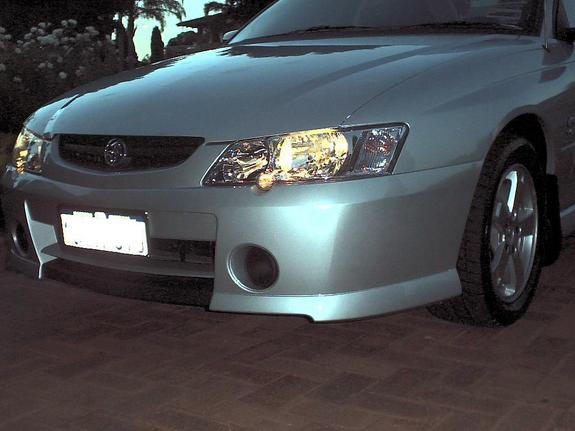 Another vyspac 2003 Holden Commodore post... - 1368270