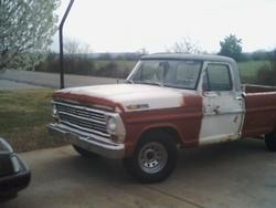 GEOPETROL 1969 Ford F150 Regular Cab