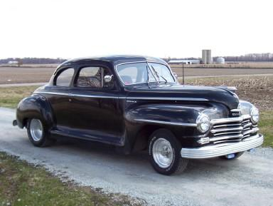 swrve12 1947 Plymouth Roadrunner