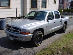 dawango 2001 Dodge Dakota Regular Cab & Chassis