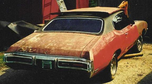 Another riv816 1971 Buick Skylark post... - 1375911