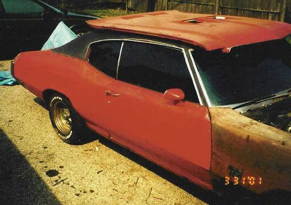Another riv816 1971 Buick Skylark post... - 1375919