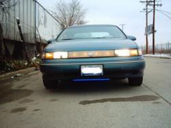 cyberx32 1992 Mercury Sable