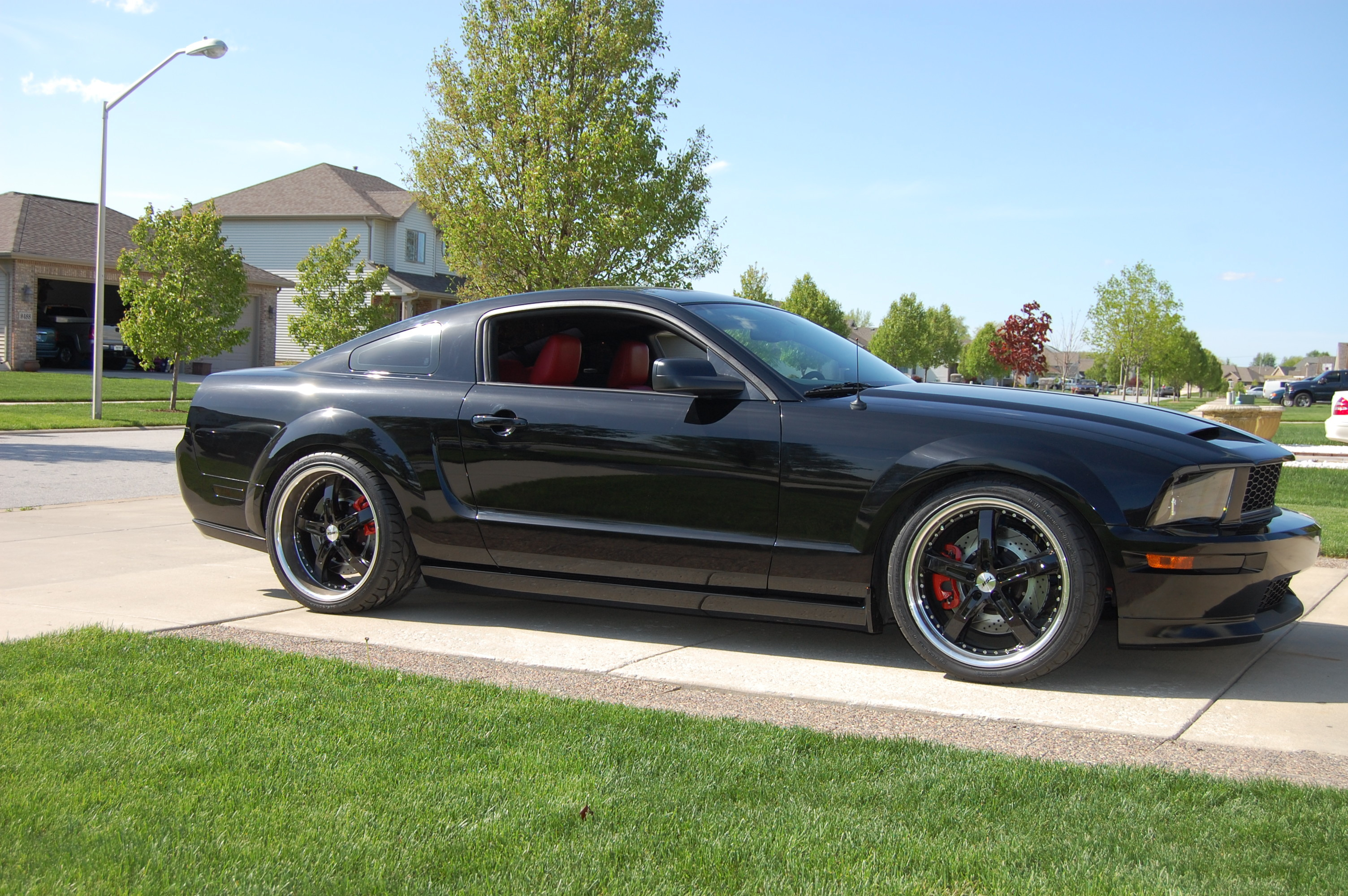gt420 2008 ford mustang specs photos modification info at cardomain. Black Bedroom Furniture Sets. Home Design Ideas