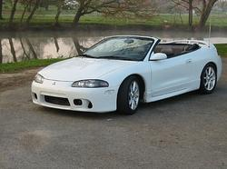 boosted98spyder 1998 Mitsubishi Eclipse