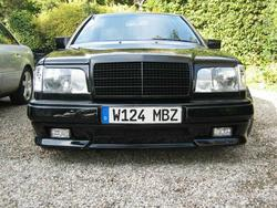 ashmans 1992 Mercedes-Benz E-Class