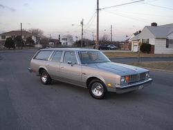 BmXRacr13 1978 Oldsmobile Cutlass Cruiser