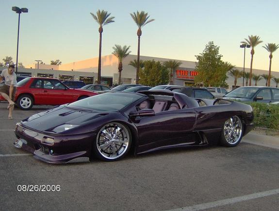 Leslambo 2001 Lamborghini Diablo Specs Photos Modification Info At