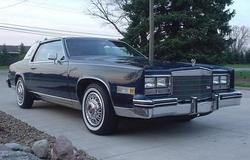 84Eldorados 1984 Cadillac Eldorado