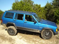 ballo93 1993 Jeep Cherokee