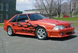 widowmaker96 1990 Saleen Mustang