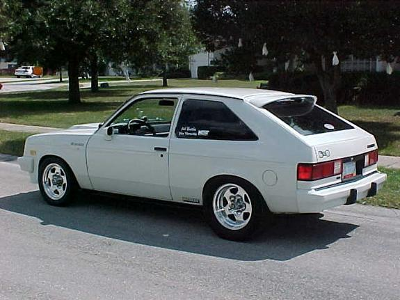 Adam457w 1984 Chevrolet Chevette Specs Photos