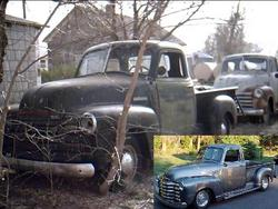 ccJohnstons 1952 Chevrolet C/K Pick-Up