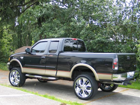 veelink 1999 ford f150 regular cab specs photos modification info at cardomain. Black Bedroom Furniture Sets. Home Design Ideas