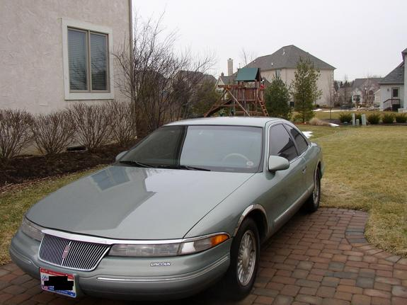 streetlincoln 1994 lincoln mark viii specs photos. Black Bedroom Furniture Sets. Home Design Ideas
