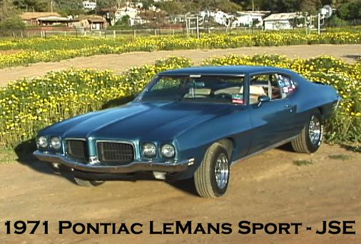 Xcorps 1971 Pontiac Lemans Specs  Photos  Modification