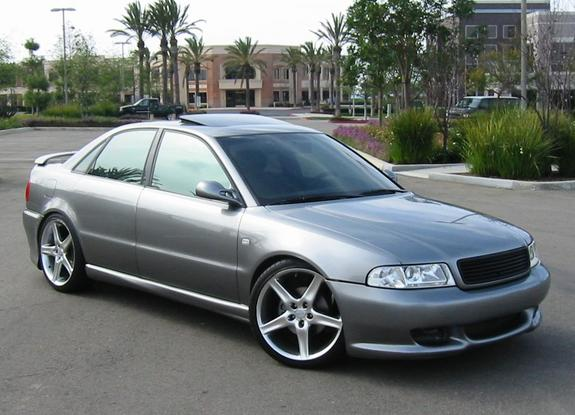 Another clumpymold 2001 Audi A4 post... - 1406540