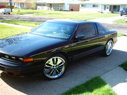 A_Wall 1996 Oldsmobile Cutlass Supreme