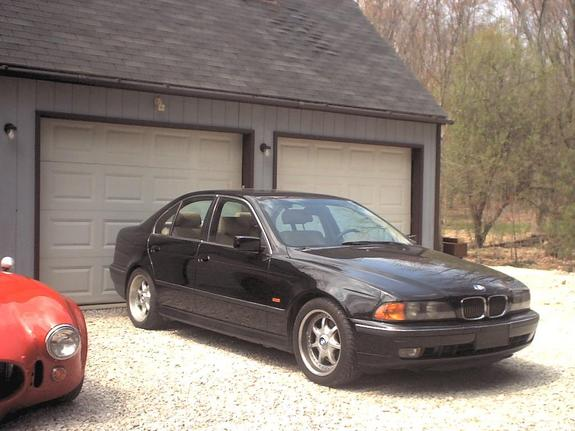 66cobra 1997 BMW 5 Series